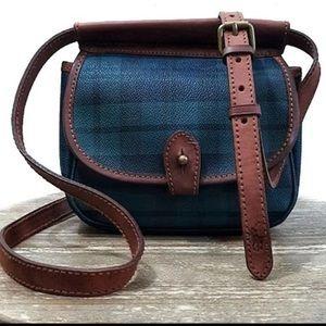 Vintage Polo Ralph Lauren crossbody / hand bag
